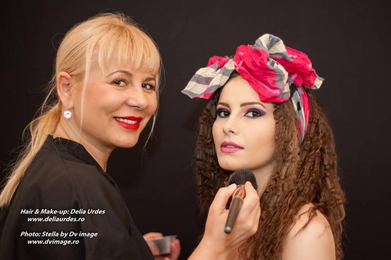 curs make-up timisoara delia udres